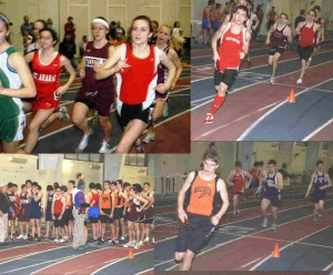 Maine Class A Track Champ. Photos courtesy of Don Penta