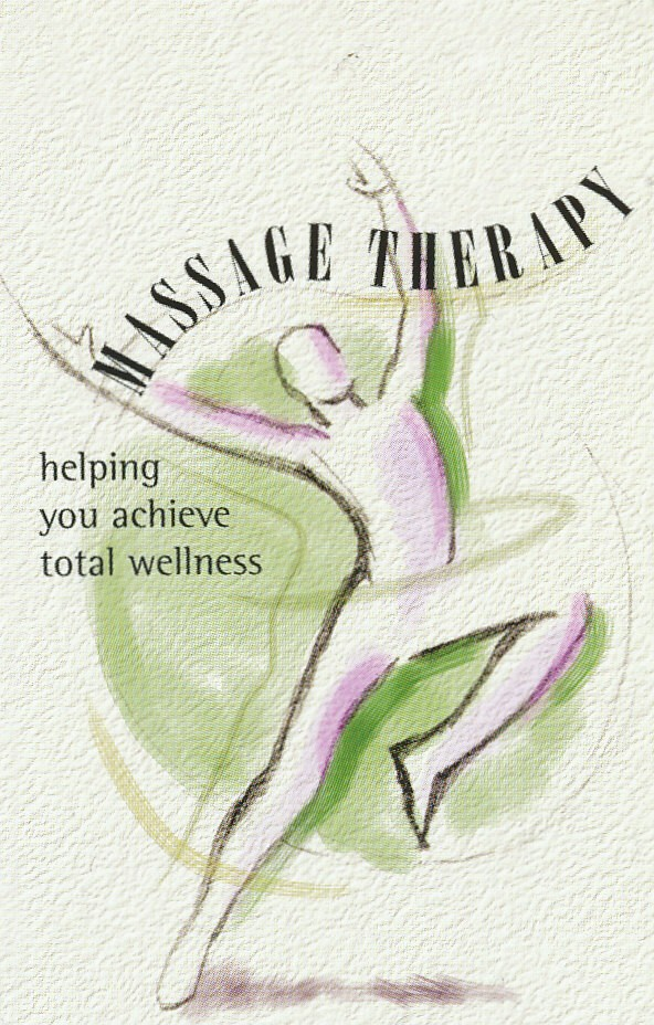 massage therapy logo