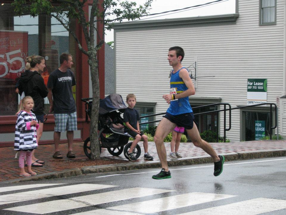 file photo of John Vallo courtesy of Kristin Cook-Center of Maine Running Photos