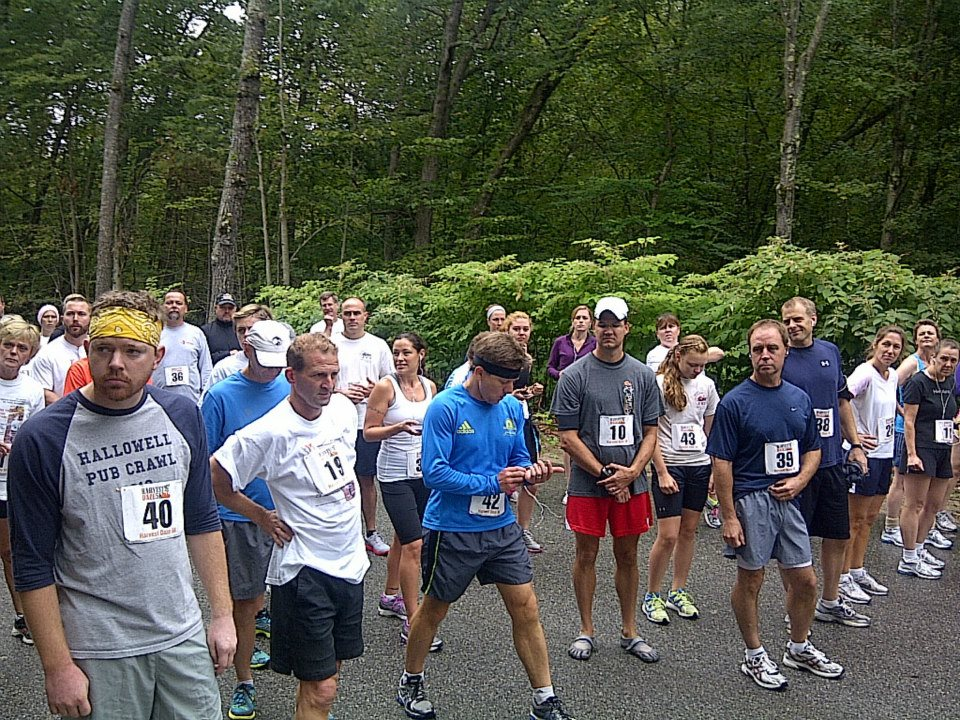 Photo courtesy of Granite State Services. It is nice to see media coverage of Maine Running events!