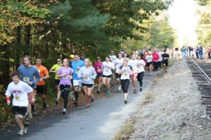 Photo courtesy of a volunteer staff member of Maine Running Photos