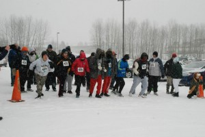 TAMC 5K Run/Walk at Andy Santerre Sno-Run
