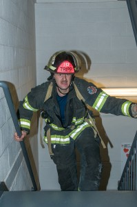 Photo of Maine Firefighter courtesy of American Lung Association of the Northeast