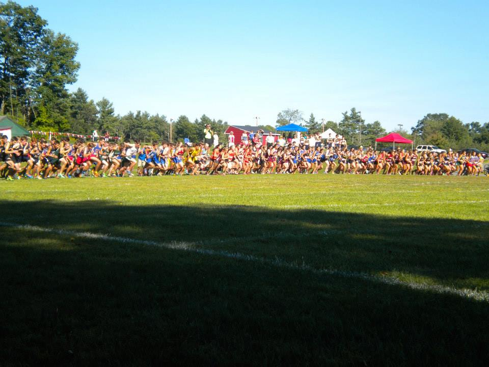 Start courtesy of Leavitt XC