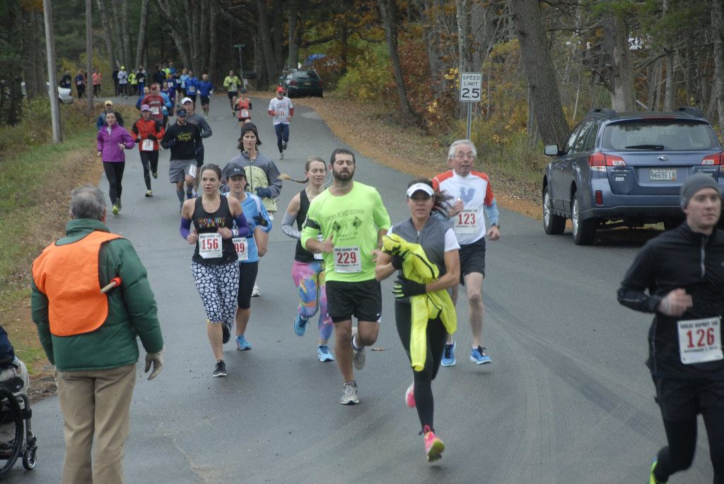 Mile One of the Great Osprey 10K