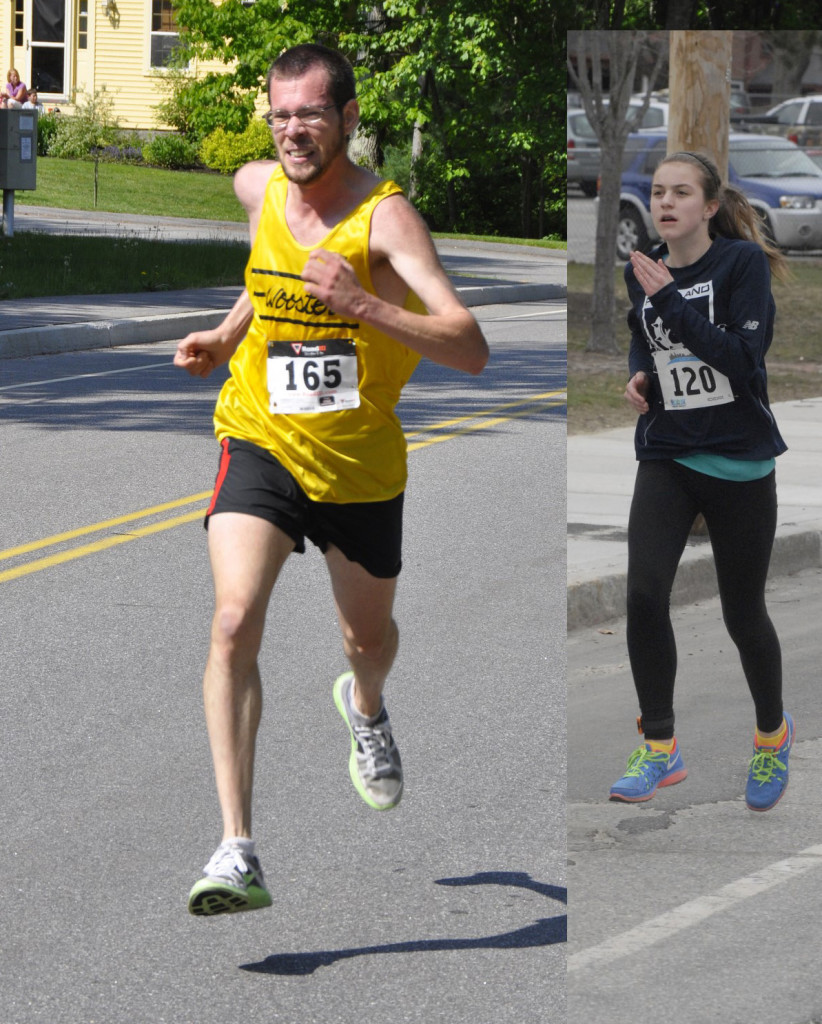 file photos of Jake Ruttinger & Ellianna Boothe overall winners