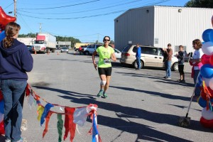 Carmel Collins shares photos of Freedom Run 5K — in Oxford, Maine.