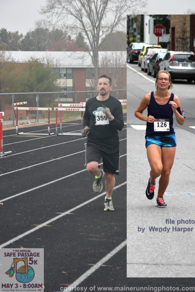 The overall WInners file photos courtesy of Maine Running Photos