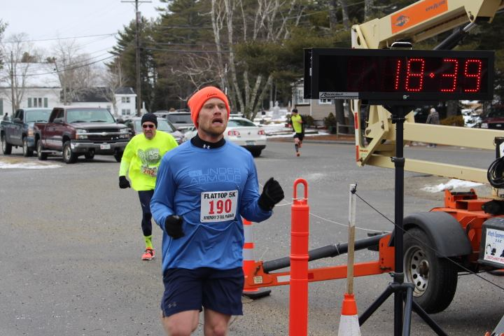 bib number 190 file photo of Seth Young