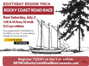 2016 Rocky Coast Road Race