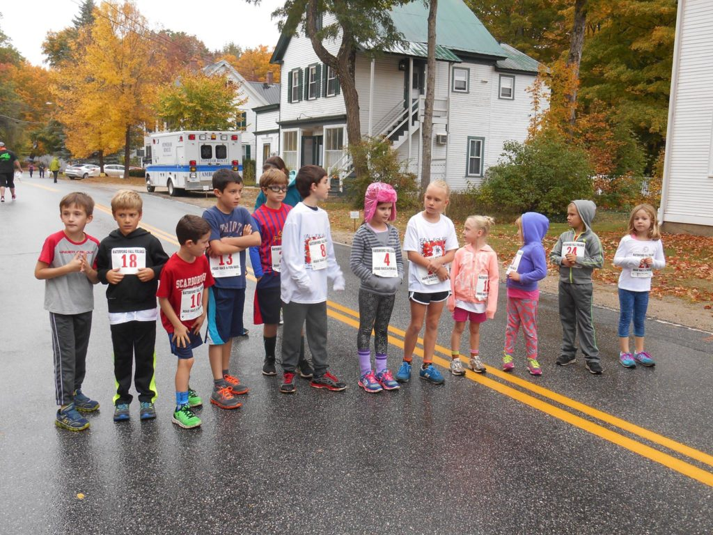 courtesy photo of the Kids race