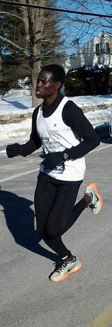 Marube, Moninda 10K winner