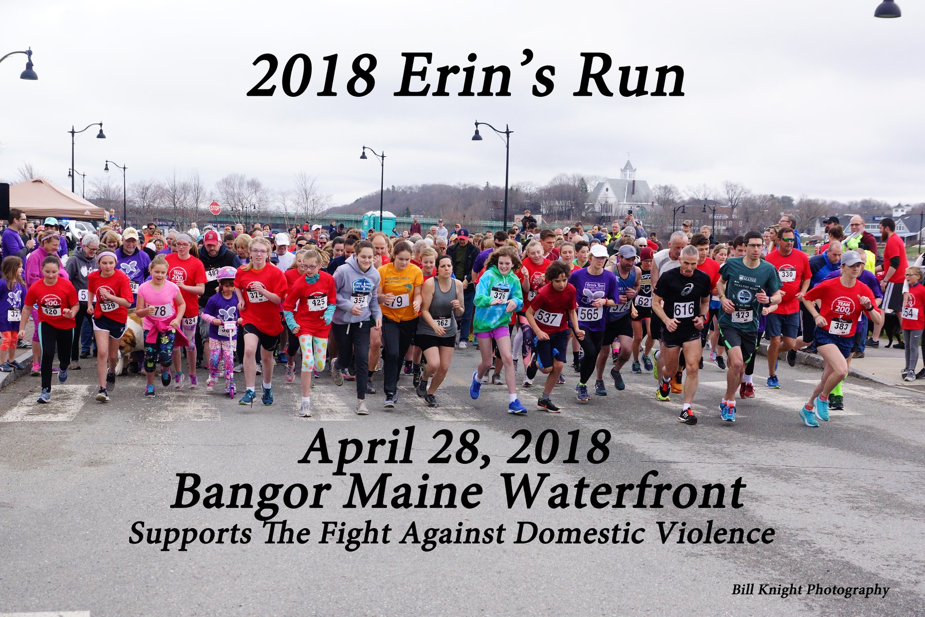 2018 Erin's Run « Maine Running Photos